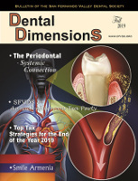 Dental Dimensions Fall 2019 cover