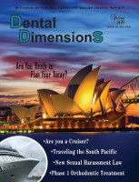 Dental Dimensions Spring 2019 cover