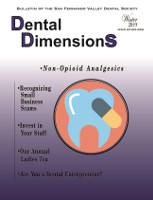Dental Dimensions Winter 2019 cover